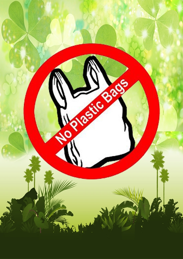 No Plastic Bag Campaign