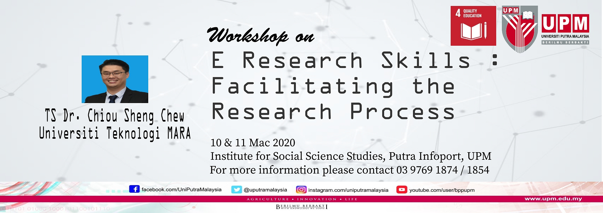 e-Research Skills - Facilitating the Research Process